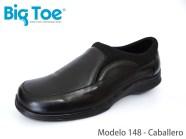 Zapato Big Toe para pie diabético de Caballero Modelo 148